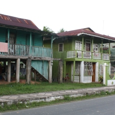 Homes in Bocas Town