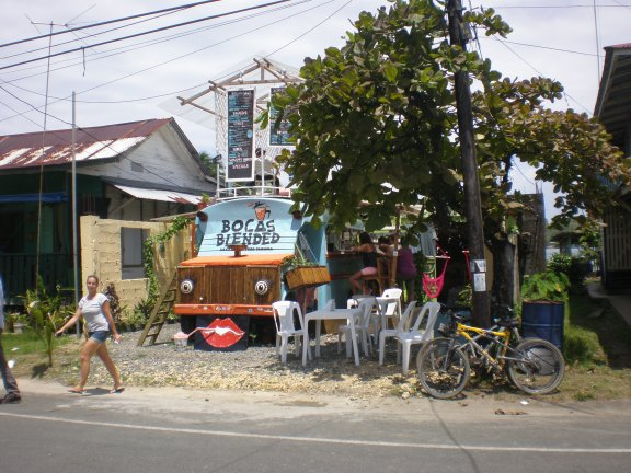 Bocas Blended