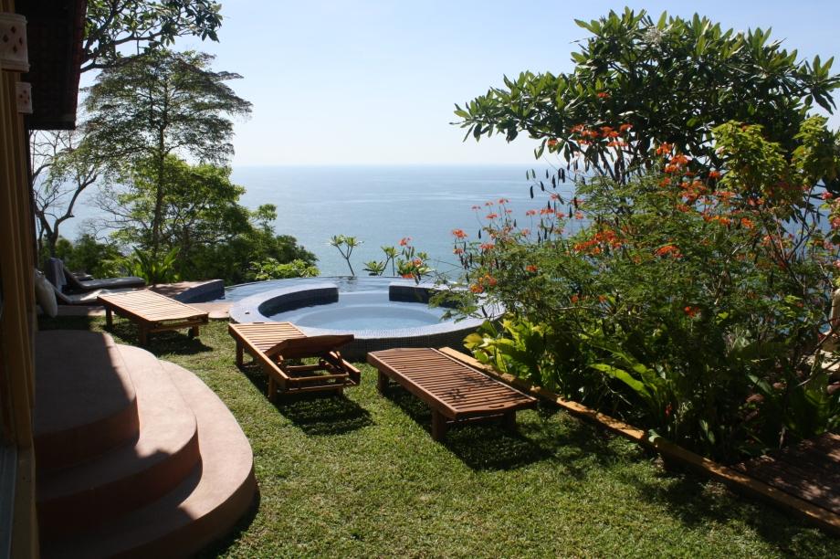 View from Anamaya