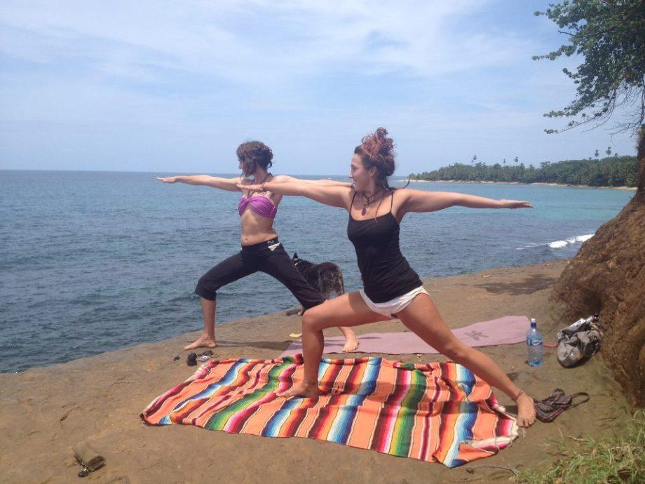 Yoga Punta Uva