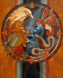Inca Medicine Wheel
