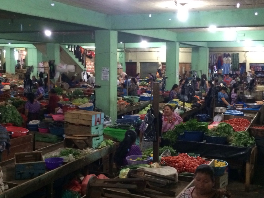 Another view of the market
