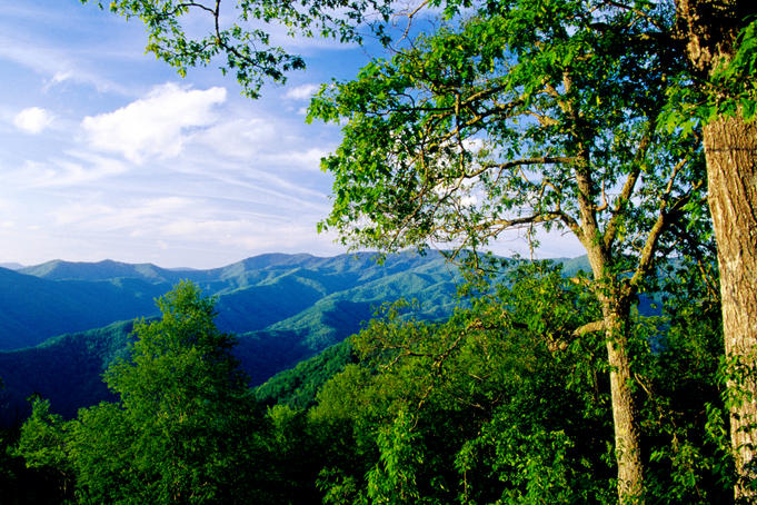 Blue Ridge Mountains photo courtesy of Creative Commons
